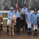 Ponyspieler holen den Titel